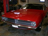 1970 Plymouth Barracuda 318